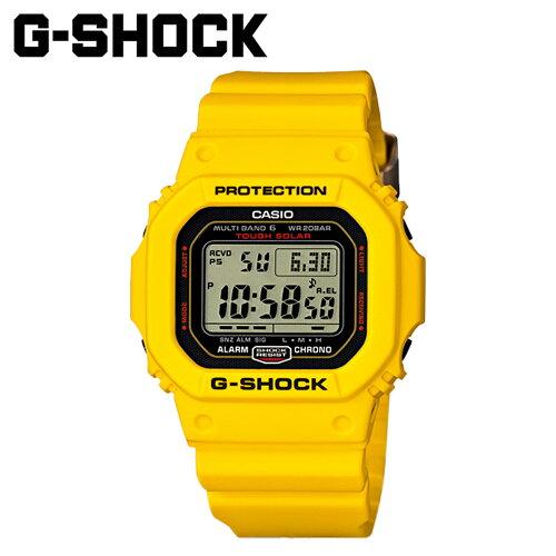 [SOLD OUT] カシオ CASIO G-SHOCK 腕時計 30周年記念 GW-M5630E-9JR イエロー メンズ レディース ...