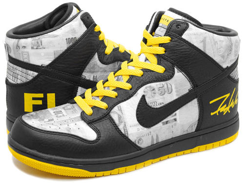 new product 33340 6471c nike dunk high limited edition