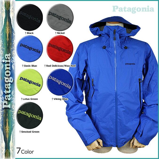 パタゴニア Mens Super Cell Jacket