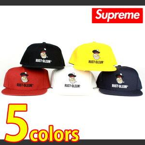 シュプリーム/Supreme キャップ [RUST-OLEUM コラボ 5P HAT]サイズ調整可能 5パネル [5カラー][メンズ] 5 PANEL CAP/5COLOR [あす楽/正規]【○●】