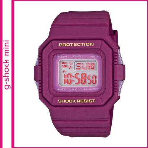 [SOLD OUT] カシオ CASIO g-shock mini 腕時計 GMN-550-6JR パープル ジーショック ミニ Gショック...
