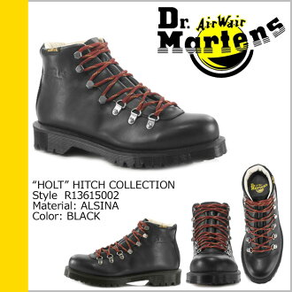 Dr. Martens Dr.Martens boots hiker R13615002 HOLT leather men women