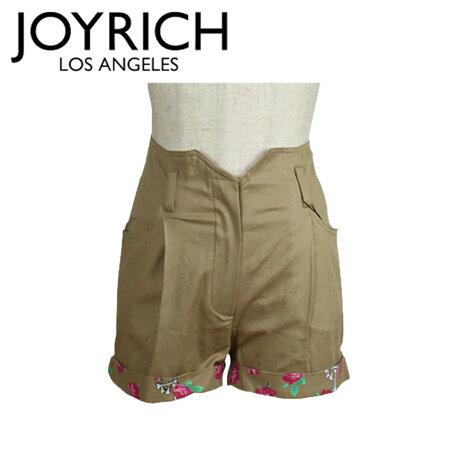 ジョイリッチ JOYRICH ショートパンツ ハーフパンツ レディース 【ネコポス可】【CLEARANCE】【返品不可】