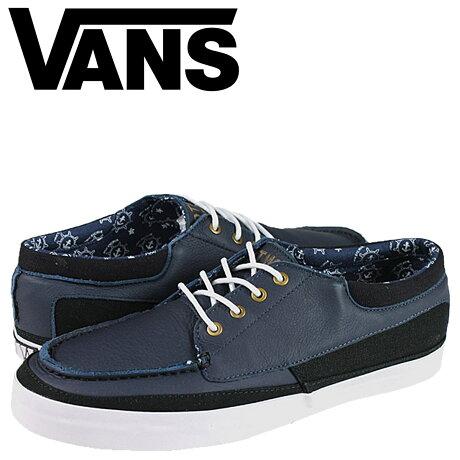 VANS スニーカー メンズ バンズ ヴァンズ OTW COLLECTION COBERN STEALTH VN-0NKE5NI 靴 ブルー