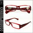 アランミクリ alain mikli メガネ 眼鏡 レッド ブラック RED-15 A0777 31 セルフレーム サングラス メンズ レディース [S50]