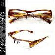 アランミクリ alain mikli メガネ 眼鏡 ブラウン イエロー YLW-03 AL0795 0017 セルフレーム サングラス メンズ レディース [40]