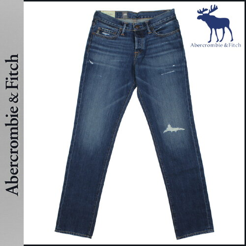 [SOLD OUT] アバクロ Abercrombie&Fitch デニム ジーンズ スキニー メンズ