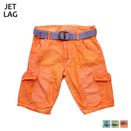 ジェットラグ JET LAG ショートパンツ ハーフパンツ カーゴパンツ メンズ