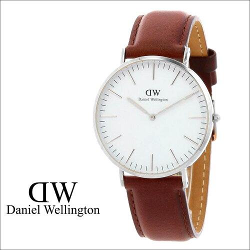 ダニエルウェリントン Daniel Wellington 40mm 腕時計 メンズ CLASSIC ST ANDREWS シルバー [S20] ...