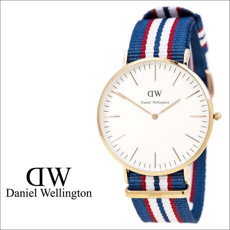 ダニエルウェリントン Daniel Wellington 40mm 腕時計 メンズ CLASSIC BELFAST ローズゴールド