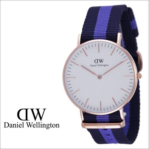 ダニエルウェリントン Daniel Wellington 36mm 腕時計 レディース CLASSIC SWANSEA LADY ローズゴ...