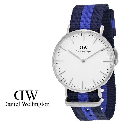ダニエルウェリントン Daniel Wellington 36mm 腕時計 レディース CLASSIC SWANSEA LADY シルバー ...