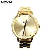 ニクソン NIXON 腕時計 36mm ウォッチ 時計 A099 オールゴールド KENSINGTON メンズ レディース [2/17 再入荷]