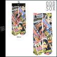 オッドソックス ODD SOX 靴下 ソックス 14TBL マルチカラー TABLOID メンズ [ネコポス可] [S50]