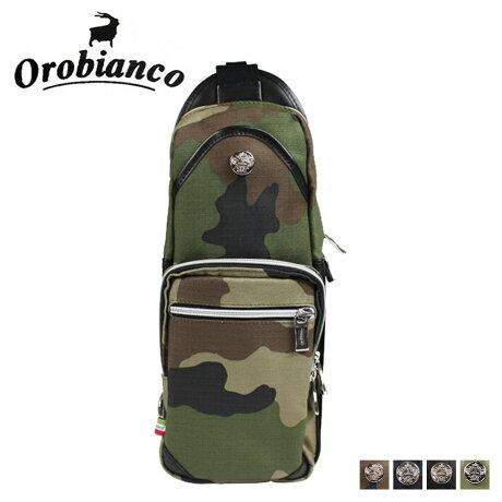 オロビアンコ ボディバッグ Orobianco ワンショルダー GIACOMIO13-H 40759 77560 77561 77566 メンズ