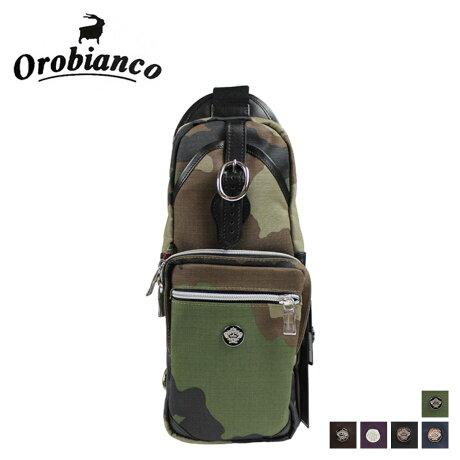 オロビアンコ ボディバッグ Orobianco ワンショルダー ANNIBALE 77548 77549 77552 77553 77554 メンズ