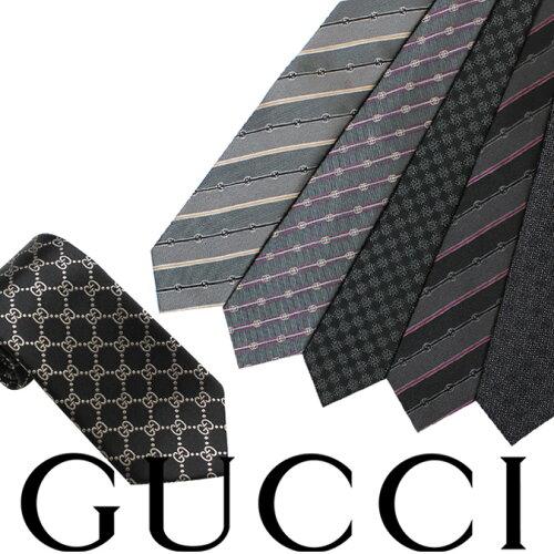 グッチ GUCCI ネクタイ シルク イタリア製 6カラー ビジネス 結婚式 メンズ
