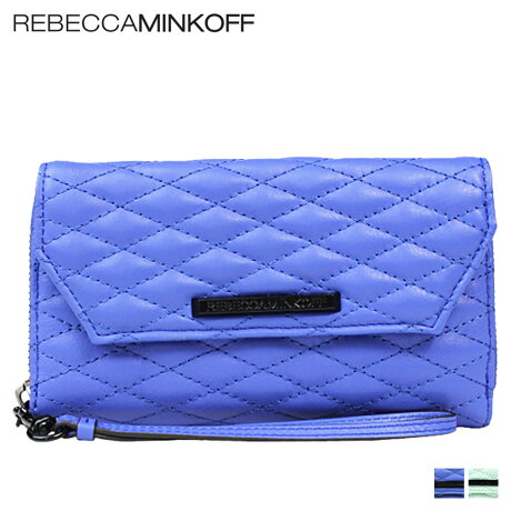 レベッカミンコフ REBECCAMINKOFF 財布 長財布 リストレット SR24MLVT01 レディース