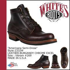 送料無料ホワイツ ブーツ ホワイツブーツ WHITE'S BOOTS 2332W05-BURCHREXC 正規 あす楽 通販ホ...