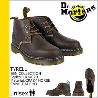 [SOLD OUT] Dr. Martens Dr.Martens 3 hole desert boots [Gaucho] R14340201 TYRELL 3EYE DESERT BOOT leather men women