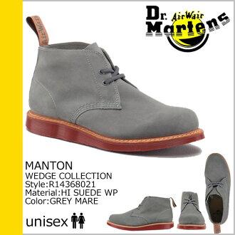 [SOLD OUT] Dr. Martens Dr.Martens 2 Hall desert boots [grammer] R14368021 MANTON suede men's