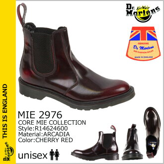Dr. Martens Dr.Martens Couleur R14624600 MIE 2976 Made in England leather men's
