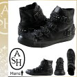 ASH アッシュ スニーカー VIGO 312262 メンズ 靴 ブラック [S50]