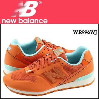 New balance new balance WR996WJ Womens sneakers D wise fabric / mesh