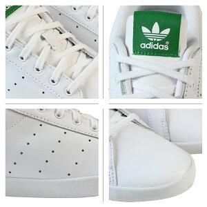 アディダスオリジナルスadidasOriginalsスタンスミススニーカーレディースSTANSMITHWM19536靴ホワイト[2/10新入荷]