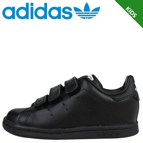 アディダス スタンスミス キッズ ベビー adidas スニーカー STAN SMITH CF I アディダス スタンスミス キッズ ベビー adidas スニーカー STAN SMITH CF I 靴 ブラック M20608 靴 ブラック