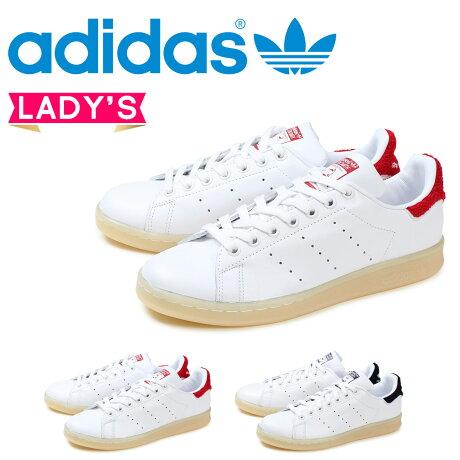 アディダス オリジナルス スタンスミス レディース adidas Originals スニーカー STAN SMITH W S32256 S32257 ホワイト
