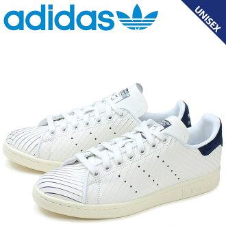 [最大1000日圆OFF優惠券]愛迪達Stan Smith女士adidas運動鞋STAN SMITH W S32258 S32259鞋白