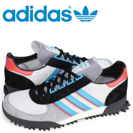 アディダス オリジナルス マラソン adidas Originals スニーカー MARATHON TR メンズ B28134 グレー [7/7 新入荷]
