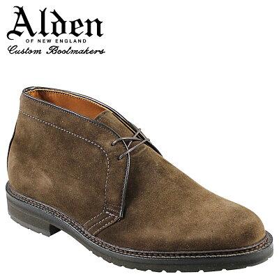 送料無料オールデン ALDEN ブーツ 正規 あす楽 通販オールデン ALDEN ブーツ チャッカブーツ CH...