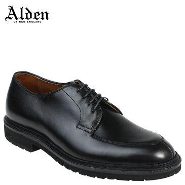 ALDEN オールデン シューズ メンズ MOCC TOE BLUCHER Dワイズ 7117S【決算セール 返品不可】