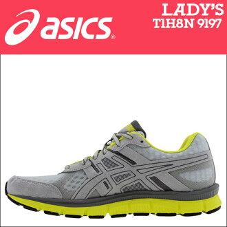 亞瑟士凝膠asics運動鞋女士人WMNS GEL BLUR 33 T1H8N-9197鞋灰色
