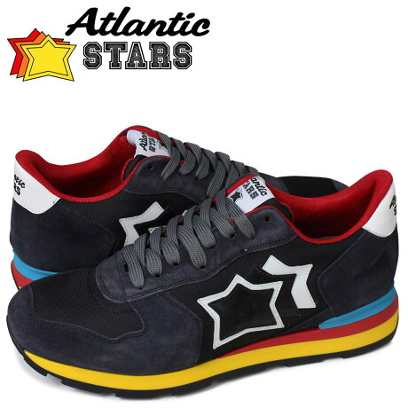 アトランティックスターズ スニーカー メンズ Atlantic STARS アンタレス ANTARES AB-89C ネイビー