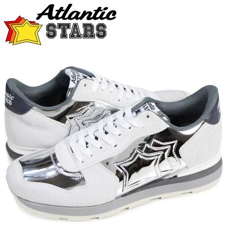 アトランティックスターズ メンズ スニーカー Atlantic STARS アンタレス ANTARES AC-63B シルバー