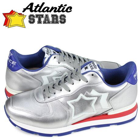 アトランティックスターズ Atlantic STARS アンタレス スニーカー メンズ ANTARES シルバー ARB-14B [予約商品 3/29頃入荷予定 新入荷]