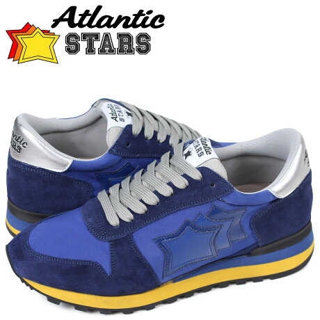 アトランティックスターズ メンズ スニーカー Atlantic STARS アルゴ ARGO ATNYNGBN ブルー