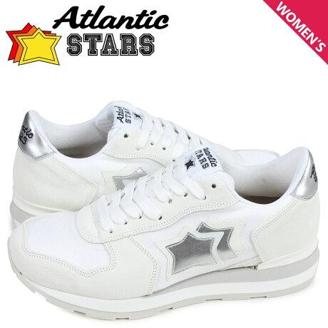 アトランティックスターズ Atlantic STARS ベガ スニーカー レディース VEGA ホワイト 白 BA-86B [予約商品 4/5頃入荷予定 新入荷]
