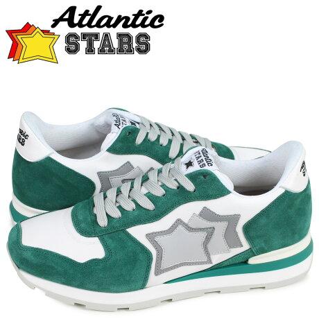アトランティックスターズ Atlantic STARS アンタレス スニーカー メンズ ANTARES グリーン BVB-13B [予約商品 4/5頃入荷予定 新入荷]