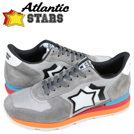 アトランティックスターズ メンズ スニーカー Atlantic STARS アンタレス ANTARES CS-85C グレー