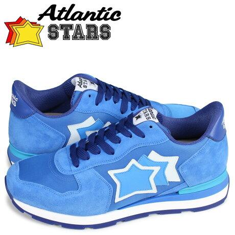 アトランティックスターズ Atlantic STARS アンタレス スニーカー メンズ ANTARES ブルー DBA-18C [予約商品 3/27頃入荷予定 新入荷]