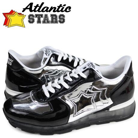 アトランティックスターズ メンズ スニーカー Atlantic STARS アンタレス ANTARES GAN-32B ブラック [予約商品 3/2頃入荷予定 新入荷]