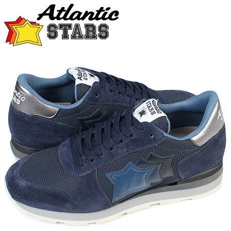 アトランティックスターズ メンズ スニーカー Atlantic STARS シリウス SIRIUS MAN 63N ネイビー