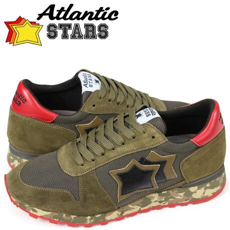 アトランティックスターズ メンズ スニーカー Atlantic STARS アルゴ ARGO MGNYRMMM ブラウン