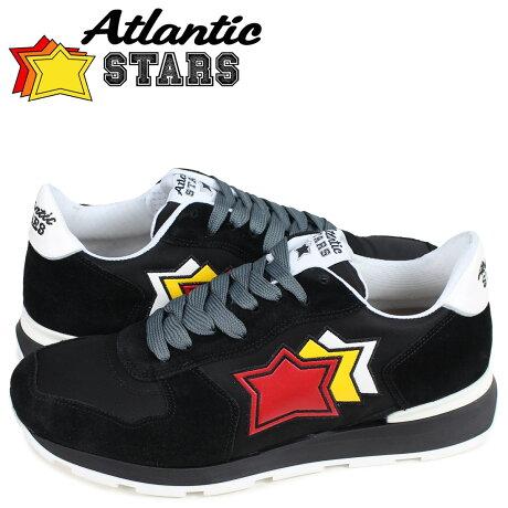 アトランティックスターズ Atlantic STARS アンタレス スニーカー メンズ ANTARES ブラック 黒 NBN-41B [予約商品 4/5頃入荷予定 新入荷]