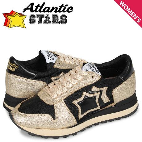 アトランティックスターズ Atlantic STARS アレナ スニーカー レディース ALHENA ゴールド NCH-NY-NBNN [予約商品 10/11頃入荷予定 新入荷]