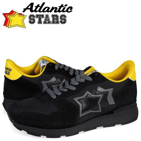 アトランティックスターズ メンズ スニーカー Atlantic STARS アンタレス ANTARES NTG-72N ブラック